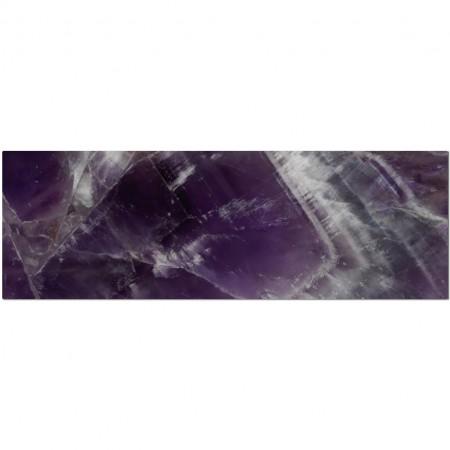 Aura Amethyst Glass Large Glass Purple Tile