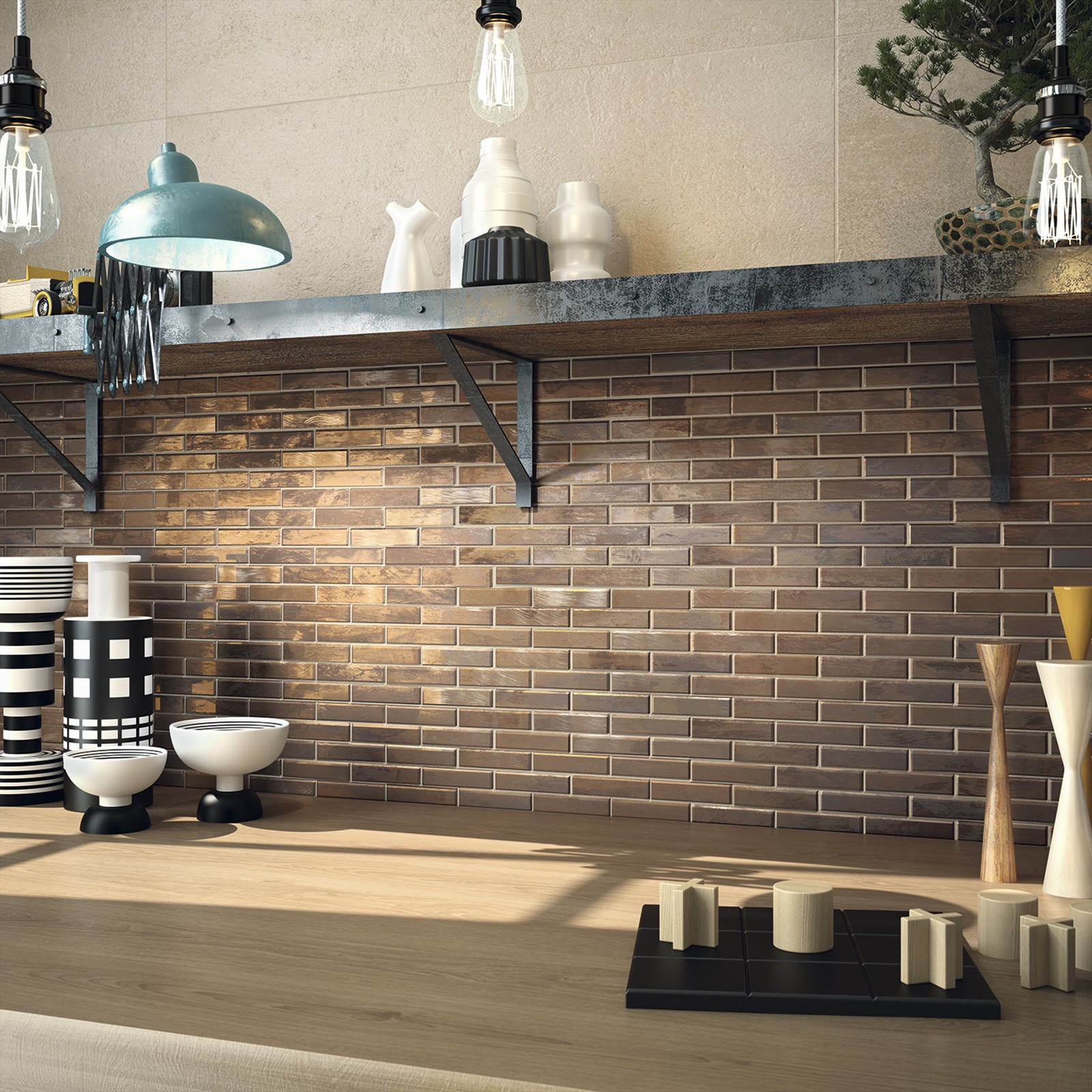 kitchen wall tiles sydney dune eternal a steampunk brick shaped tile 6463