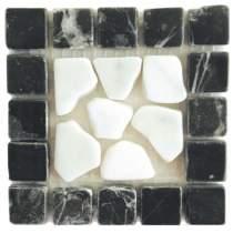 Paladiane Negro Marble Insert