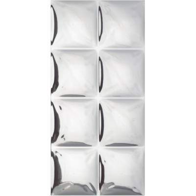 Platinum feature wall tile