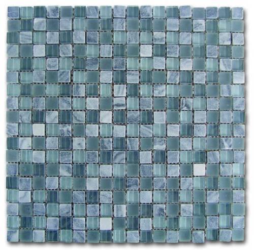 Dune Mosaico Grey-Glass