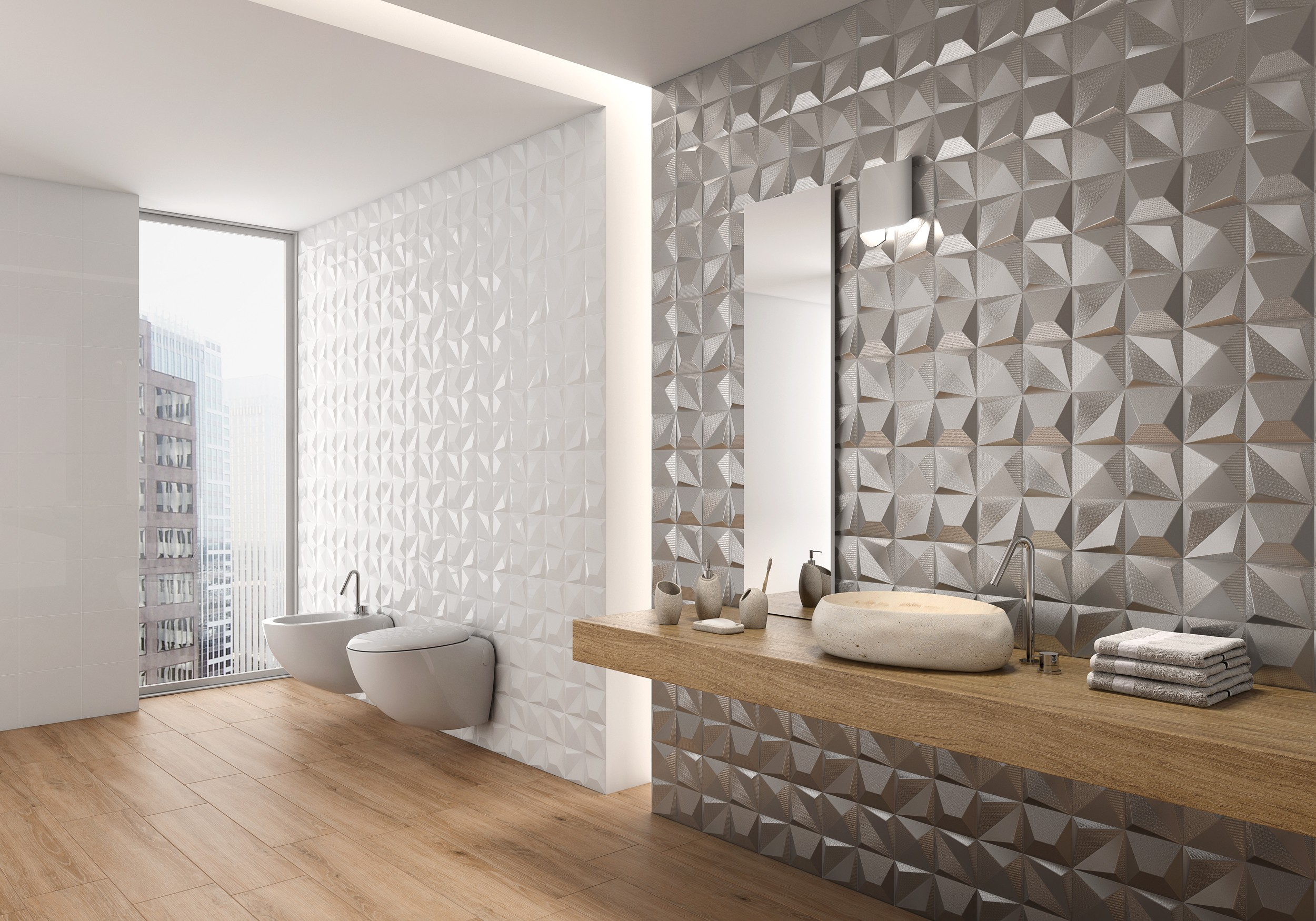 Aosta Roble - The wood effect floor tile