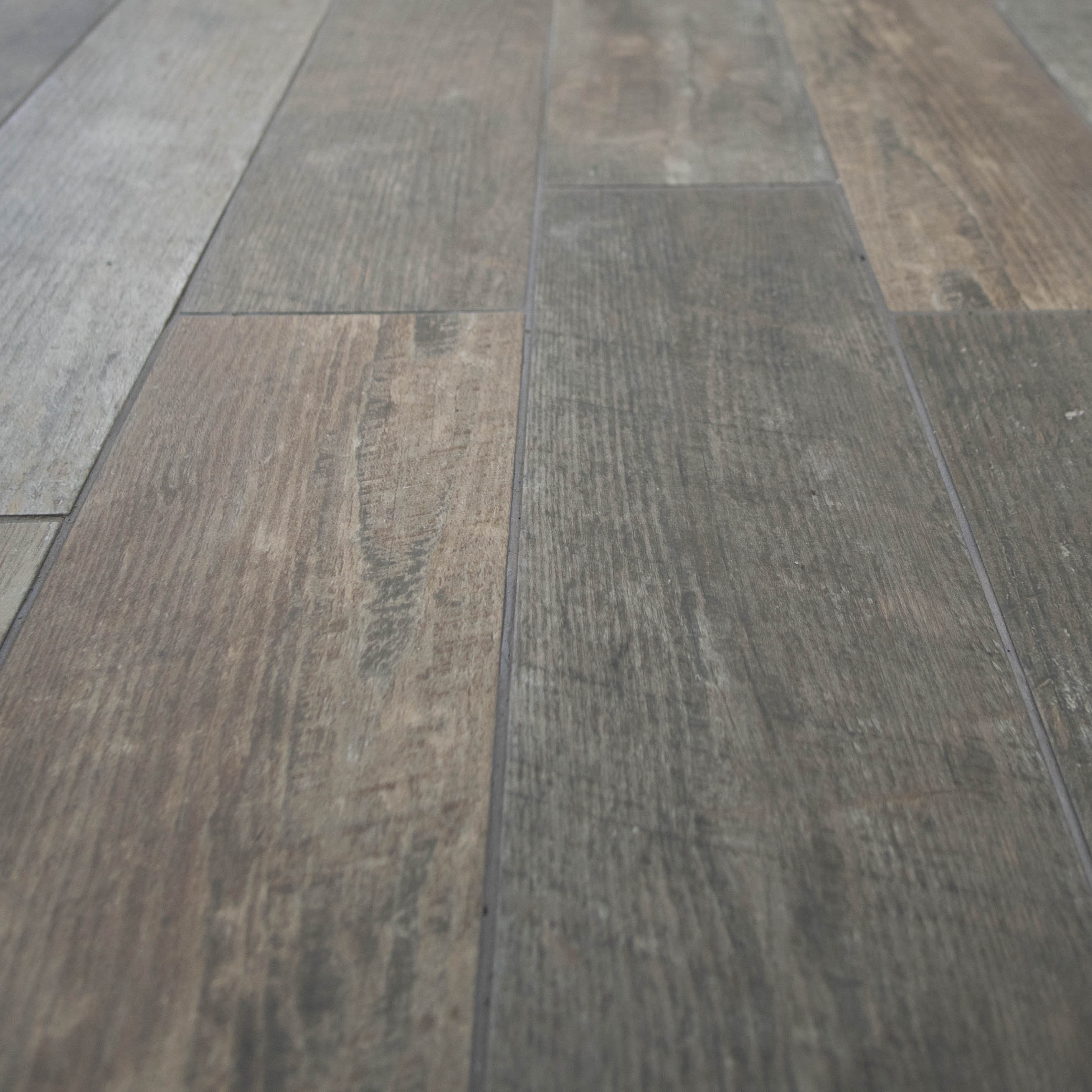Laminate Flooring Reclaimed Wood Effect Laminate